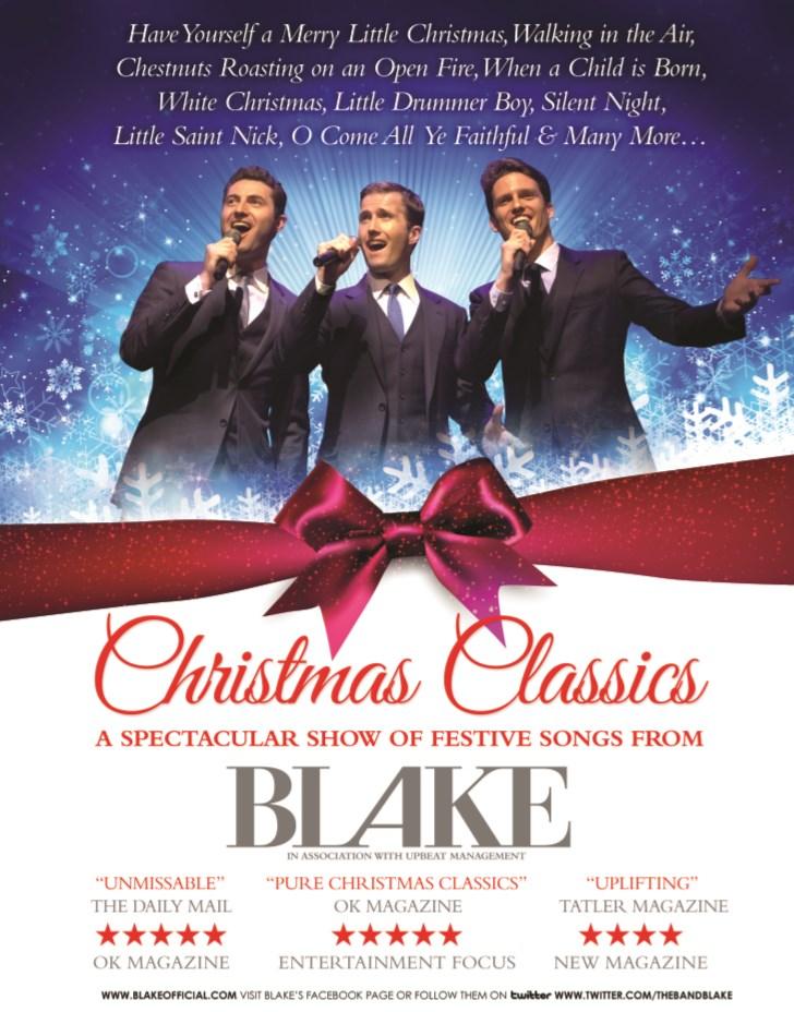 christmas classics poster